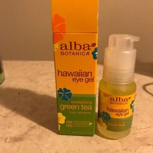Alba Botanica Green Tea Hawaiian Eye Gel